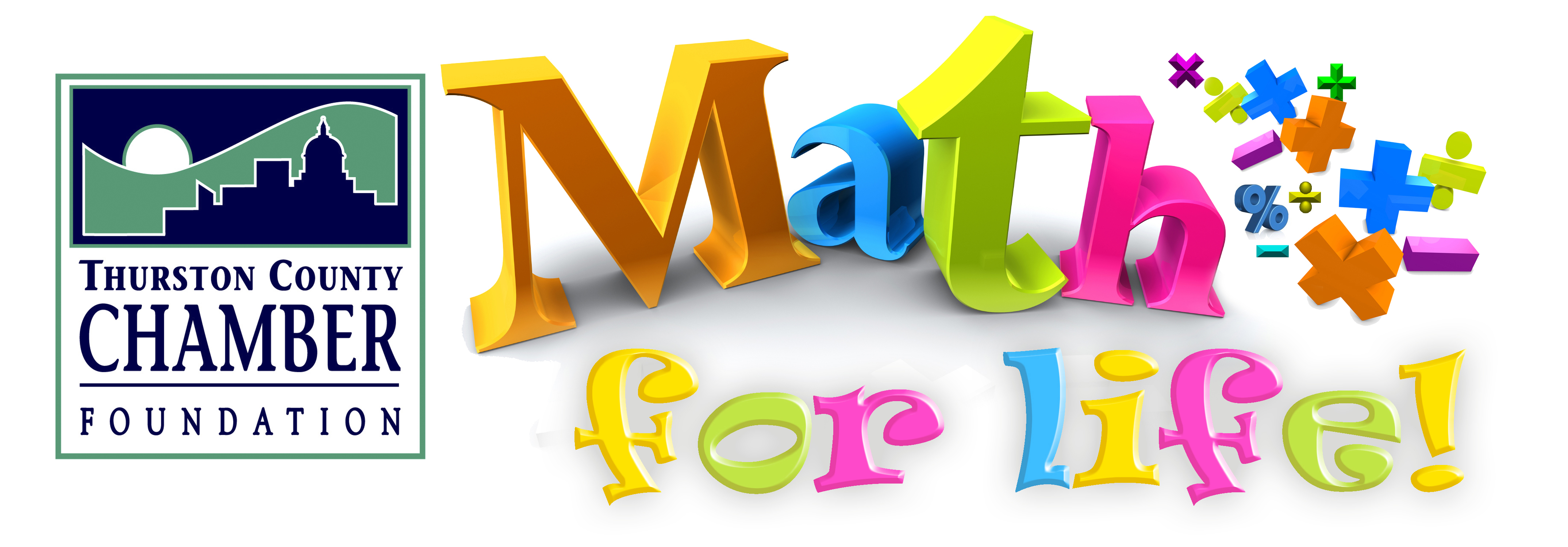 Math For Life - Thurston County Chamber of Commerce