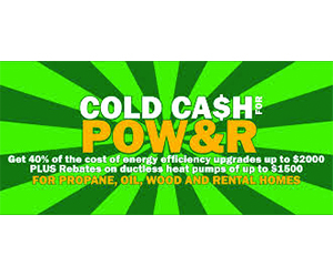 Cold Cash for Power