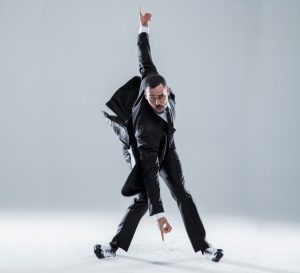"This year's festival features guest artist Aaron Turner, an amazing tap dancer and finalist from ""So You Think You Can Dance"""