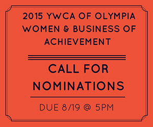 YWCA Women of Achievement Call for Nominations
