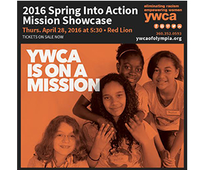 YWCA Spring Into Action